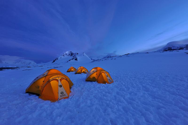 Camp Antarctica Squiver