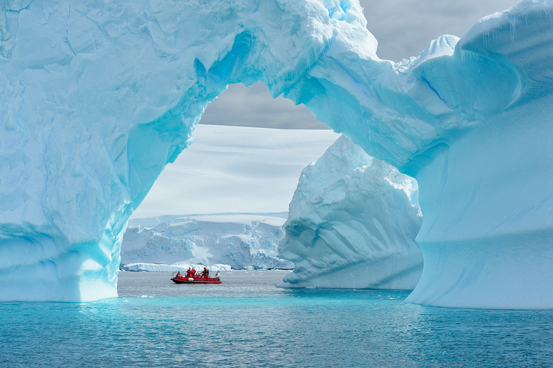 Frozen cathedral squiver for How to go to antartica